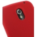 Samsung Galaxy Nexus Luxury Silicone Soft Case (Red) protective carrying case by PDair