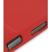 Samsung SGH-i780 Luxury Silicone Soft Case (Red) genuine leather case by PDair