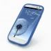 Samsung Galaxy S3 Luxury Silicone Soft Case (Blue) offers worldwide free shipping by PDair