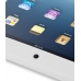 iPad 3G Luxury Silicone Soft Case (White) top quality leather case by PDair