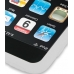 iPod Touch 2nd Luxury Silicone Soft Case (White) top quality leather case by PDair