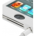 iPod Touch 4th Luxury Silicone Soft Case (White) top quality leather case by PDair