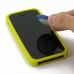 iPhone 5 5s Luxury Silicone Soft Case (Yellow) protective stylish skin case by PDair