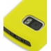 Nokia 5800 XpressMusic Luxury Silicone Soft Case (Yellow) protective carrying case by PDair