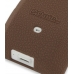 HTC Hero Luxury Silicone Soft Case (Chocolate Brown) handmade leather case by PDair