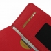 Samsung Galaxy Note 3 Leather Wallet Sleeve Case (Red Pebble Leather) handmade leather case by PDair