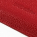 Samsung Galaxy Note 3 Leather Wallet Sleeve Case (Red Pebble Leather) top quality leather case by PDair