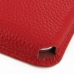 Samsung Galaxy Note 2 Leather Wallet Sleeve Case (Red Pebble Leather) custom degsined carrying case by PDair