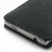 BlackBerry Passport Pouch (in Slim Cover) Pouch Clip Case (Black Croc) protective carrying case by PDair