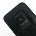 iPhone 6 6s Plus Pouch Case with Belt Clip (Black Croc Pattern) protective carrying case by PDair