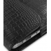 MacBook Air 11 Leather Pouch Case Ver.2 (Black Croc Pattern) protective carrying case by PDair