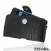 Samsung Galaxy S WiFi 5.0 Leather Holster Case (Black Croc Pattern) offers worldwide free shipping by PDair