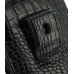 Samsung Galaxy S WiFi 5.0 Pouch Case with Belt Clip (Black Croc) protective carrying case by PDair