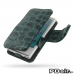 iPod nano 8th / nano 7th Leather Flip Cover (Green Croc) best cellphone case by PDair