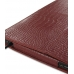 Acer Iconia Tab A500 Leather Flip Carry Cover (Red Croc) handmade leather case by PDair