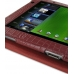 Acer Iconia Tab A500 Leather Flip Carry Cover (Red Croc) top quality leather case by PDair