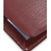 iPad 3G Leather Book Stand Case (Red Croc) Ver.3 genuine leather case by PDair