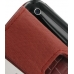 iPhone 3G 3Gs Leather Flip Case (Red Croc Pattern) handmade leather case by PDair