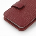 Samsung Ativ S Leather Flip Cover (Red Croc) protective carrying case by PDair
