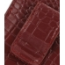 Samsung Omnia i908 i900 Pouch Case with Belt Clip (Red Croc Pattern) protective carrying case by PDair