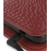 Samsung i8000 Omnia II Leather Flip Cover (Red Croc) genuine leather case by PDair
