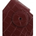 Samsung i8000 Omnia II Leather Flip Case (Red Croc Pattern) protective carrying case by PDair