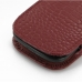 Samsung Google Nexus S Leather Sleeve Pouch Case (Red Croc Pattern) protective carrying case by PDair