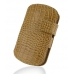 Huawei IDEOS X5 Leather Flip Cover (Brown Croc) offers worldwide free shipping by PDair