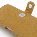 iPhone 6 6s Plus (in Slim Cover) Holster Case (Brown Croc Pattern) handmade leather case by PDair
