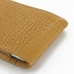 iPhone 6 6s Plus Leather Sleeve Pouch Case (Brown Croc Pattern) genuine leather case by PDair