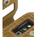 Nokia E71 Leather Sleeve Case (Brown Croc Pattern) top quality leather case by PDair