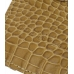 Nokia E71 Leather Sleeve Case (Brown Croc Pattern) custom degsined carrying case by PDair