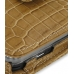 Nokia N97 Leather Flip Cover (Brown Croc) top quality leather case by PDair