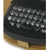 Sprint Palm Pixi Leather Flip Cover (Brown Croc) genuine leather case by PDair