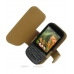 Sprint Palm Pixi Leather Flip Cover (Brown Croc) offers worldwide free shipping by PDair