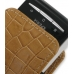 Sony Ericsson Xperia X10 Mini Leather Sleeve Pouch Case (Brown Croc) protective carrying case by PDair