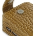 Samsung Omnia i908 i900 Leather Flip Case (Brown Croc Pattern) top quality leather case by PDair