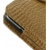 Samsung Galaxy Note Leather Holster Case (Brown Croc Pattern) handmade leather case by PDair