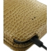 Samsung Galaxy Nexus Leather Flip Top Case (Brown Croc Pattern) top quality leather case by PDair