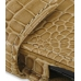 Samsung Google Nexus S Leather Flip Cover (Brown Croc) top quality leather case by PDair