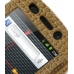 Samsung Google Nexus S Leather Flip Cover (Brown Croc) custom degsined carrying case by PDair