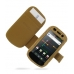 Samsung Google Nexus S Leather Flip Cover (Brown Croc) offers worldwide free shipping by PDair