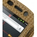 Samsung Google Nexus S Leather Flip Case (Brown Croc Pattern) custom degsined carrying case by PDair