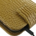 Samsung Galaxy S2 T989 Leather Flip Top Case (Brown Croc Pattern) top quality leather case by PDair