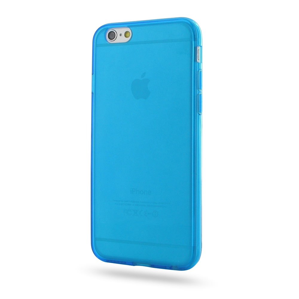 10% OFF + FREE SHIPPING, Buy Best PDair Quality Protective iPhone 6 | iPhone 6s Transparent Soft Gel Case (Blue) online. You also can go to the customizer to create your own stylish leather case if looking for additional colors, patterns and types.