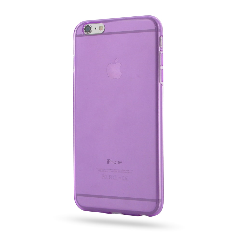 10% OFF + FREE SHIPPING, Buy Best PDair Top Quality Protective iPhone 6 Plus | iPhone 6s Plus Transparent Soft Gel Case (Purple) online. You also can go to the customizer to create your own stylish leather case if looking for additional colors, patterns a