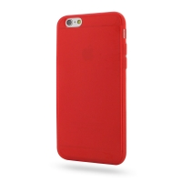 10% OFF + FREE SHIPPING, Buy Best PDair Quality Protective iPhone 6 | iPhone 6s Transparent Soft Gel Case (Red) online. You also can go to the customizer to create your own stylish leather case if looking for additional colors, patterns and types.