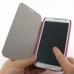 Samsung Galaxy Note 2 Casual Folio Cover Case (Petal Pink) Wide selection of colors and patterns. by PDair