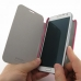 Samsung Galaxy Note 2 Casual Folio Cover Case (Petal Pink) protective stylish skin case by PDair