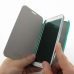 Samsung Galaxy Note 2 Casual Folio Cover Case (Aqua) protective stylish skin case by PDair